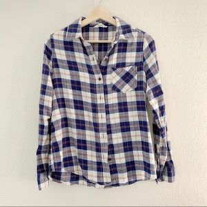 I LOVE H81 PLAID SHIRT (0878)